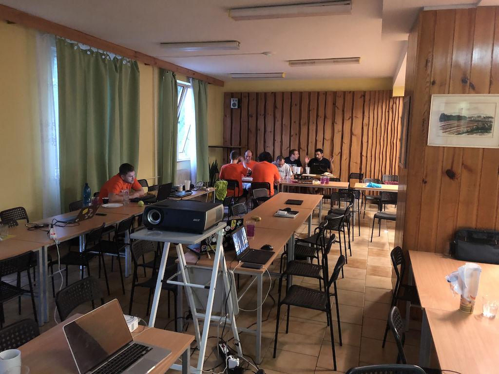 Nette Camp 2018
